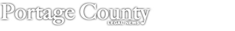 The Portage County Legal News